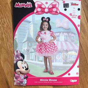 3/$15- Minnie Mouse Costume